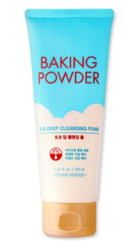 Пенка с содой для удаления ББ-крема ETUDE HOUSE Baking Powder BB Deep Cleansing Foam