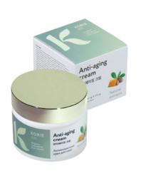 Натуральный антивозрастной крем для лица Anti-Aging Cream Korie