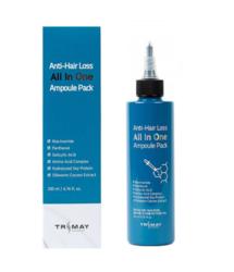 Ампульная маска против выпадения волос Trimay Anti-Hair Loss All In One Ampoule Pack
