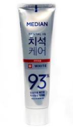 Отбеливающая зубная паста с цеолитом Median Dental IQ 93 White