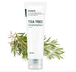 Очищающая пенка с чайным деревом для проблемной и жирной кожи A'Pieu Nonco Tea Tree Cleansing Foam