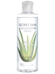 Успокаивающий тоник с экстрактом алоэ Aloe Hydration Toner