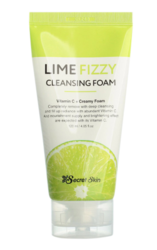 Пенка для умывания с экстрактом лайма Secret Skin Lime Fizzy Cleansing Foam