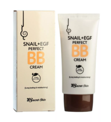ВВ крем Secret Skin Snail+EGF Perfect BB Cream