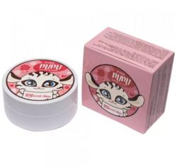 Патчи для глаз гидрогелевые с экстрактом дамасской розы Secret Skin Pink Mimi Hydrogel Eye Patch