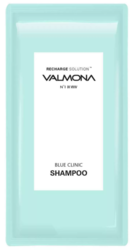 Пробник Увлажняющий шампунь Valmona Recharge Solution Blue Clinic Shampoo
