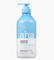 Шампунь для волос против перхоти Derma & More AHA Cooling Shampoo