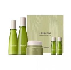 Ухаживающий набор с экстрактом льна The Saem Urban Eco Harakeke Skin Care 3 Set