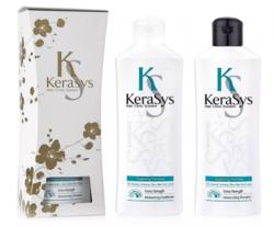Подарочный набор для волос увлажняющий KeraSys Moisturizing, шампунь + кондиционер