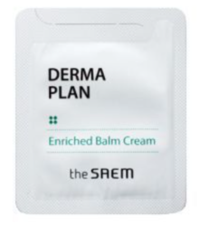 Пробник THE SAEM Derma Plan Enriched Balm Cream