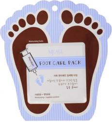 Смягчающая маска для ног MIJIN Premium Foot Care Pack