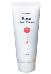 Крем для рук NANAMUS Hand Cream, Rose