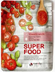 Маска для лица тканевая с томатом EYENLIP SUPER FOOD MASK
