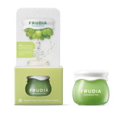 Миниатюра себорегулирующего крема для лица FRUDIA Green Grape Pore Control Cream