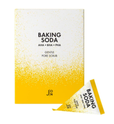 J:ON скраб для лица с содой BAKING SODA GENTLE PORE SCRUB миниатюра
