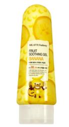Универсальный гель Milatte Fruit Soothing Gel Banana