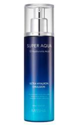 Интенсивно увлажняющая эмульсия для лица MISSHA Super Aqua Ultra Hyalron Emulsion