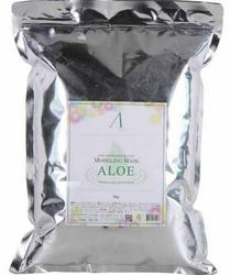 Маска альгинатная с экстрактом алоэ ANSKIN Aloe Modeling Mask 1 кг