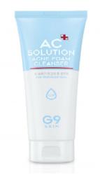Пенка для умывания для проблемной кожи G9SKIN AC SOLUTION FOAM CLEANSER (DELUXE SAMPLE) 20мл