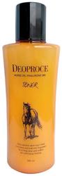 Эмульсия с гиалуроновой кислотой и лошадиным жиром DEOPROCE Horse Oil Hyalurone Emulsion