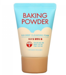 Миниатюра очищающей пенки с содой Etude House Baking Powder B.B Deep Cleansing Foam