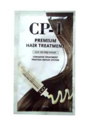 "Пробник ""Протеиновая маска для волос"" Esthetic House CP-1 Ceramide Premium Treatment Protein Repair System"
