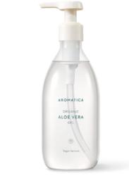 Органический увлажняющий гель алоэ вера AROMATICA 95% Organic Aloe Vera Gel