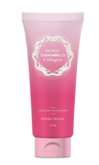 Пилинг-гель с коллагеном Deoproce Cleanbello Collagen Essential Clean & Deep Peeling Vegetal