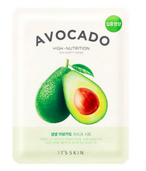 Тканевая маска It's Skin The Fresh Avocado Mask Sheet