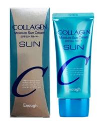 Солнцезащитный крем с коллагеном Enough Collagen Moisture Sun Cream SPF 50+ PA+++