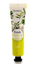 Парфюмированный крем для рук (зеленый чай) Fresh Greentea Perfumed Hand Cream