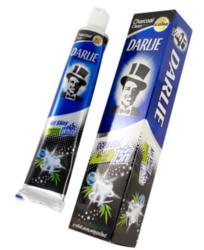 """Натуральная зубная паста с углем Darlie """"Сияние белизны и бамбуковый уголь"""""""