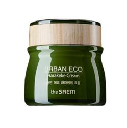 Питательный крем с экстрактом новозеландского льна THE SAEM Urban Eco Harakeke Cream