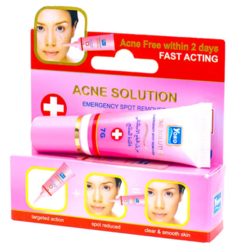 Точечный крем от акне Yoko Acne Solution Emergency Spot Remover