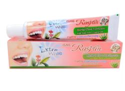 Травяная отбеливающая зубная паста ISME Herbal RasYan