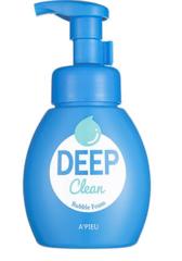 Кислородная пенка с содой для глубокого очищения A'Pieu Deep Clean Bubble Foam