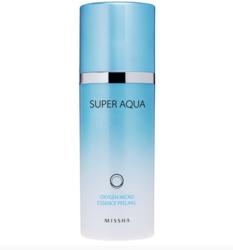 Кислородная отшелушивающая эссенция для лица MISSHA Super Aqua Oxygen Micro Essence Peeling