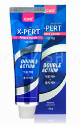 Зубная паста CLIO Expert Toothpaste Double Action