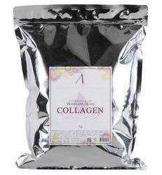Маска альгинатная укрепляющая Anskin Collagen Modeling Mask 1кг