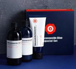 Набор средств с мадекассосидом и голубой агавой для мужчин A'PIEU Madecassoside Blue Special Set