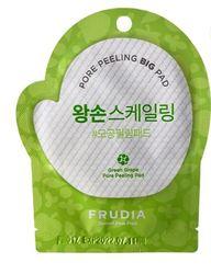 Отшелушивающий пилинг-пэд с экстрактом винограда Green Grape Pore Peeling Pad