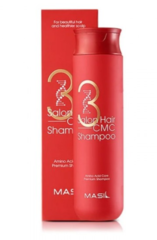 Восстанавливающий шампунь с керамидами MASIL 3 Salon Hair CMC Shampoo