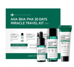 Набор для проблемной кожи AHA BHA PHA 30 Days Miracle Travel Kit Edition