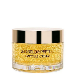 Ампульный крем-гель с золотом и пептидами Eyenlip 24K Gold & Peptide Ampoule Cream