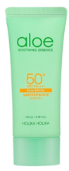 Водостойкий солнцезащитный гель с алоэ Holika Holika Aloe Waterproof Sun Gel SPF50+/PA++++