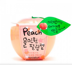 ПИЛИНГ-СКАТКА С ПЕРСИКОМ BAVIPHAT PEACH ALL-IN-ONE PEELING GEL
