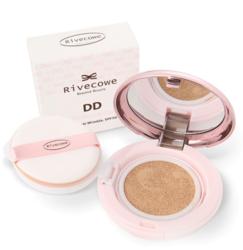 Восстанавливающий кушон для лица RIVECOWE Beyond Beauty DD Dust Defense Cushion SPF 50+ РА+++