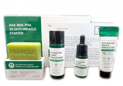 Набор по уходу за кожей Some By Mi AHA-BHA-PHA 30 Days Miracle Starter Kit