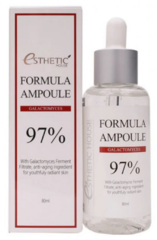 СЫВОРОТКА ДЛЯ ЛИЦА С ГАЛАКТОМИСИСОМ ESTHETIC HOUSE FORMULA AMPOULE GALACTOMYCES
