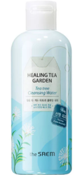 Очищающая вода The Saem Healing Tea Garden Cleansing Water Tea Tree
